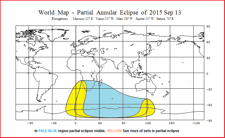 Partial eclipse of the Sun 2015 September 13